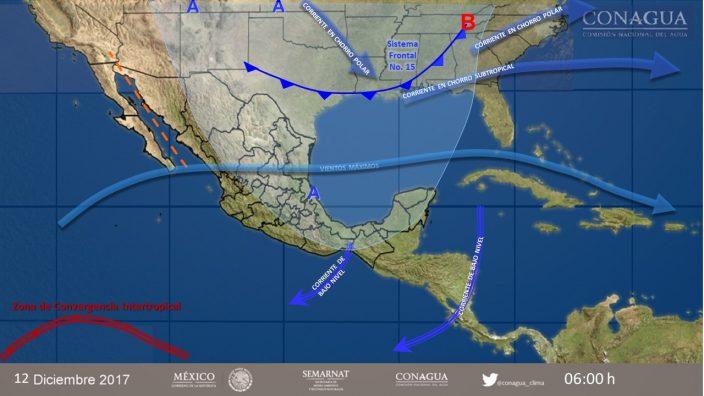 Seguirá el frío en Querétaro