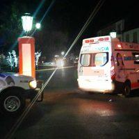 Hombre es agredido a balazos en la plaza principal de Apatzingán, Michoacán