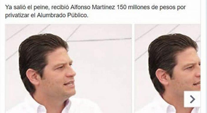 Gobierno de Morelia analiza ruta legal ante guerra sucia en su contra