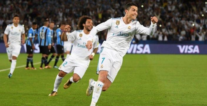 De la mano de Cristiano Ronaldo, el Real Madrid se lleva el Mundial de clubes!