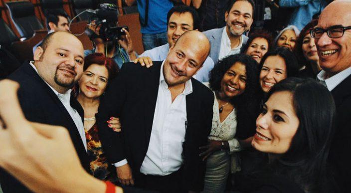Alcalde de Guadalajara va por la gubernatura de Jalisco