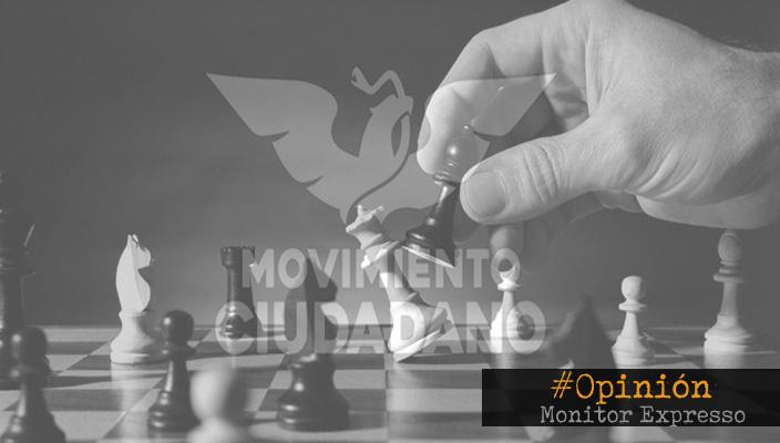 El ajedrez de Movimiento Ciudadano para 2018