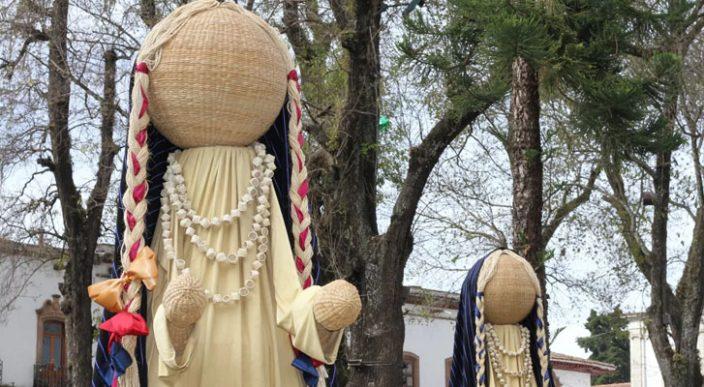 Nacimiento monumental de Pátzcuaro contribuye a la promoción turística del estado: Víctor Báez