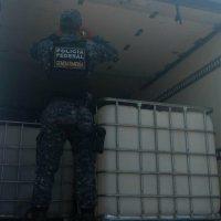 """Aseguran camión usado presuntamente para """"ordeña"""" de combustible en Copándaro, Michoacán"""