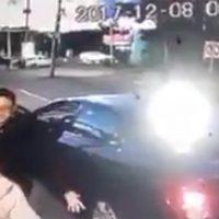 Cabify Puebla otra vez bajo la mira; chofer golpea a vigilante de seguridad (Video)