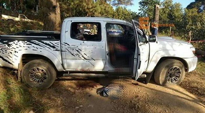 Investiga PGJE homicidio ocurrido en Zamora