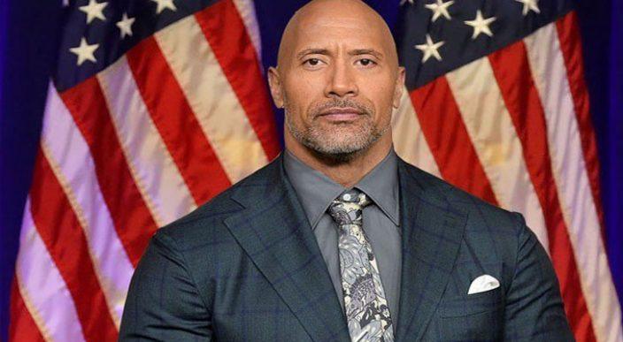 La Roca podría lanzarse para la presidencia de Estados Unidos en 2024
