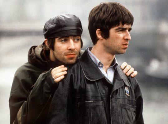 Los hermanos Gallagher, ¿se reconcilian por Navidad?