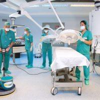 Paquetes tecnológicos para el reconocimiento de bacterias en el quirófano