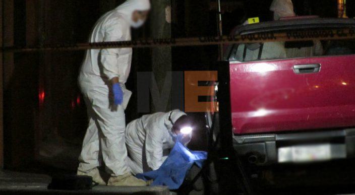 Asesinan a un hombre en Morelia, Michoacán