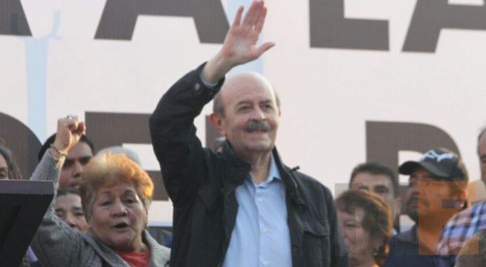 Sin el PRI, buscará Fausto Vallejo su quinto gobierno en Morelia