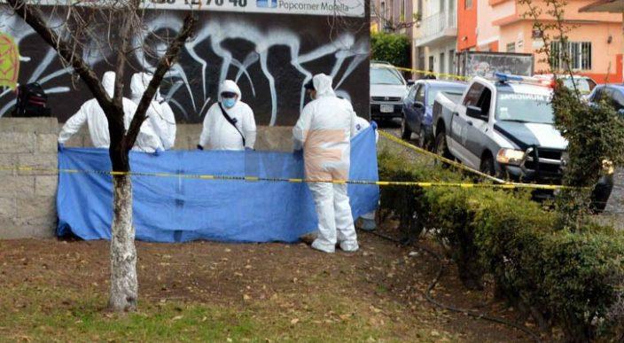 Encuentran feto humano en avenida Nocupetaro en Morelia, Michoacán