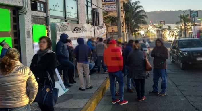 Siguen pendientes pagos a trabajadores de salud en Michoacán, afirma STDSSM