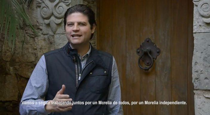 Se registra Alfonso Martínez como candidato independiente a la alcaldía