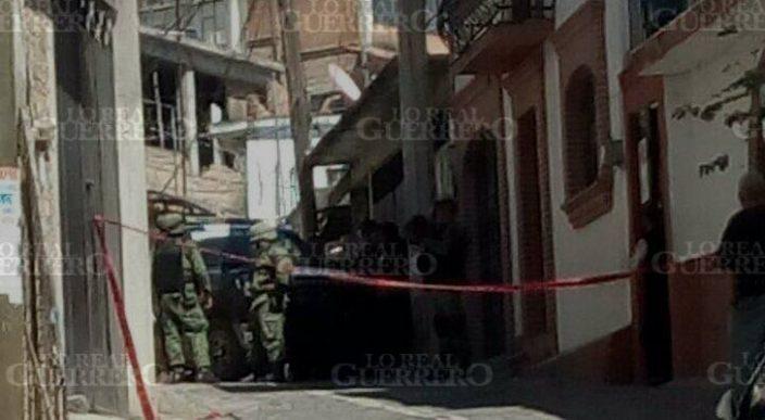 Hallan el cuerpo desmembrado y cocido de joven desaparecida en Taxco, Guerrero