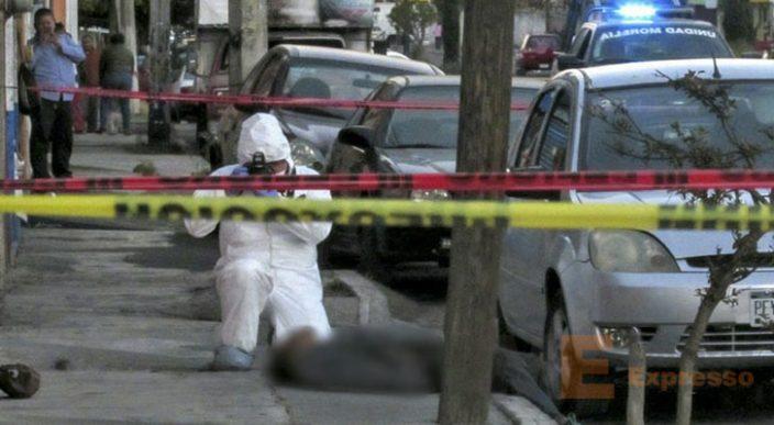 Asesinan a miembro de 'El Escuadrón de la Muerte' en la Eduardo Ruiz de Morelia