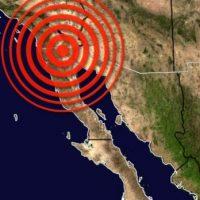 Sismo magnitud de 6.3 sacude a Baja California Sur