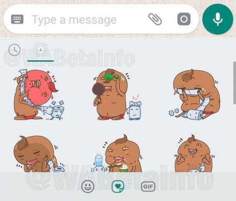 Al estilo Telegram, WhatsApp tendrá stickers próximamente