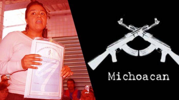 Tianguistas denuncian amenazas de 'La Familia Michoacana' en Puebla