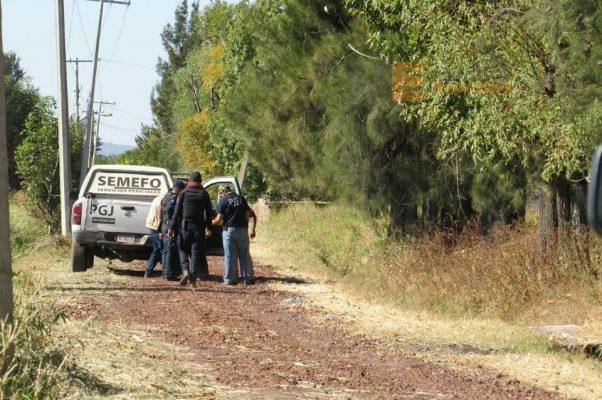 Encuentran asesinado en Ario de Rosales, Michocán