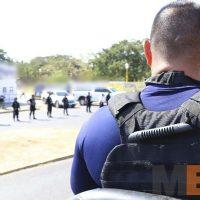 Reportan enfrentamientos en por lo menos dos puntos de Apatzingán, Michoacán