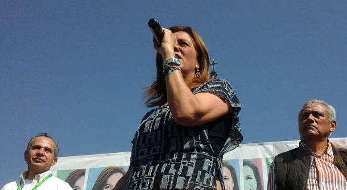 Calderón afirma que Margarita Zavala le ganará a los tres