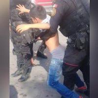 Video de menor subido a una patrulla causa indignación en redes