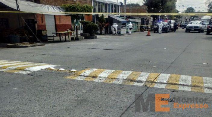 Jovencita resulta herida tras intento de asalto en Tarímbaro