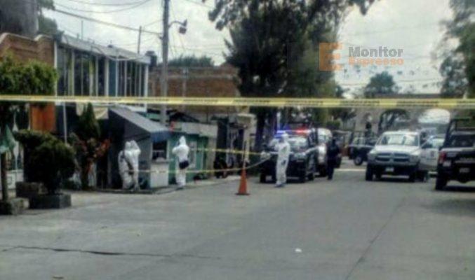 Mujer es baleada en intento de robo en Tarímbaro, Michoacán