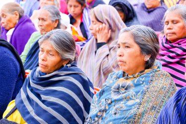 Personas Indígenas en Michoacán