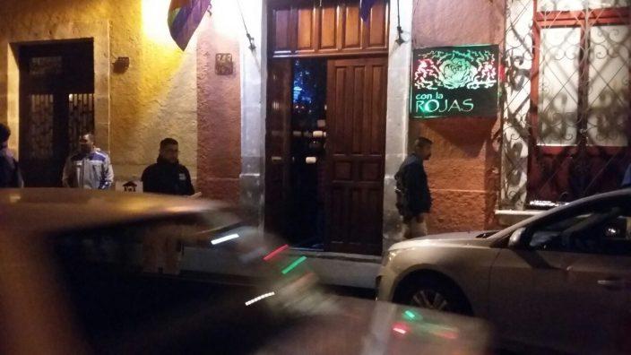Aseguran bar 'Rojas Pop', encontraron una menor de edad en el establecimiento