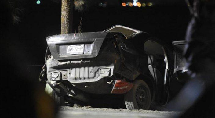 Niño de 12 años provoca muerte de 5 menores en accidente vial