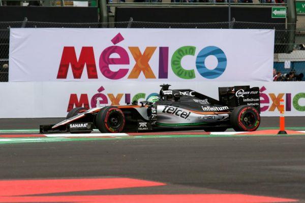 El Gran Premio de México está seguro hasta 2019: director de marketing del GP de México