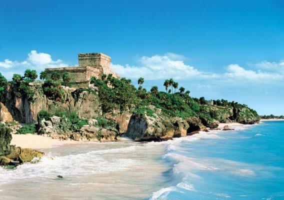 Día soleado en Quintana Roo