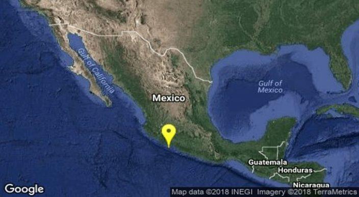 Sismológico reporta dos sismos moderados en Michoacán y Morelos