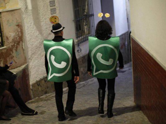 Descripción de Texto en Grupos — Whatsapp