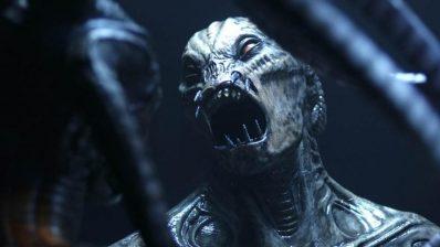 Alien mensajes extraterrestres
