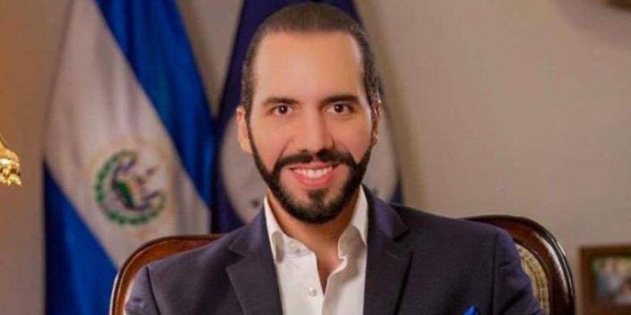 Candidato a la Presidencia de El Salvador llama