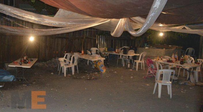 Mueren dos en ataque de grupo armado durante fiesta de XV años