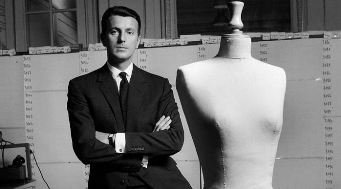 Muere el famoso diseñador Hubert de Givenchy