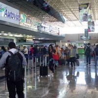TAM retrasa o suspende corridas de autobuses al oriente de Michoacán y Norte de México