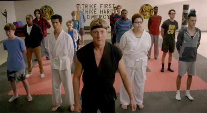 Vuelve Karate Kid y... ¿Daniel San es malo?