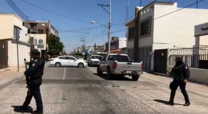 Comando ataca subprocuraduría de Irapuato; matan a empleada