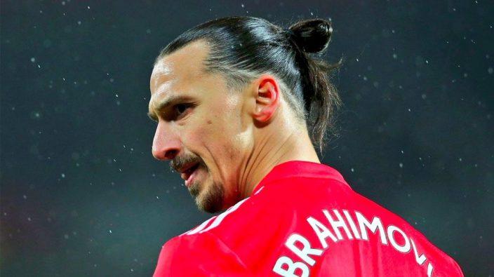 Los Angeles Galaxy confirmaron la contratación del delantero — Zlatan Ibrahimovic