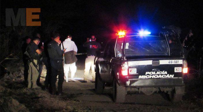 Abaten a El Lico, presunto líder de grupo delictivo en Michoacán