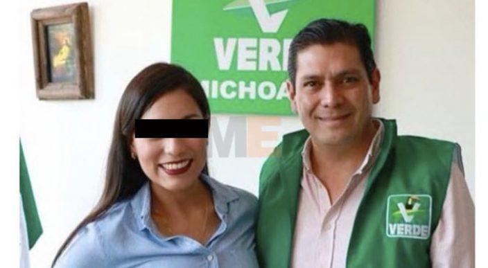 """PVEM Michoacán pide """"tregua"""" ante especulaciones en asesinato de la candidata Maribel"""