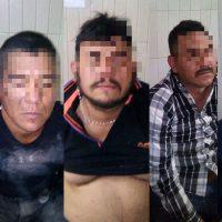 Gatilleros rivales se enfrentan a balazos en Parácuaro Michoacán, hay 5 detenidos