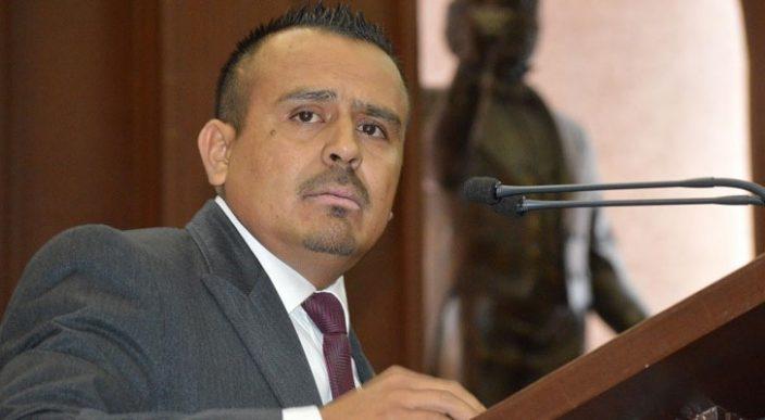 Enrique Zepeda presidirá el Comité Organizador del Parlamento Juvenil 2018