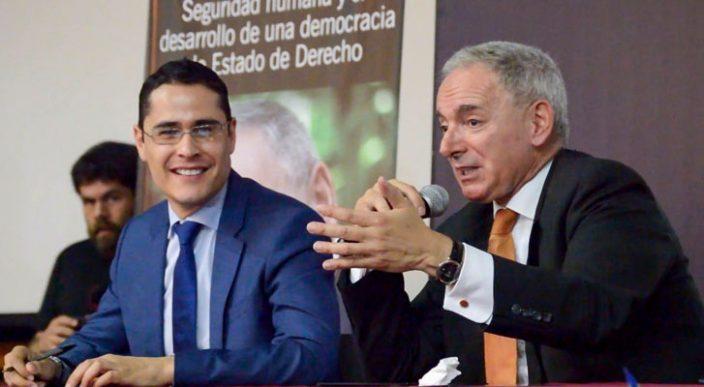 Corrupción política motiva violencia en México: Miguel Ángel Villegas