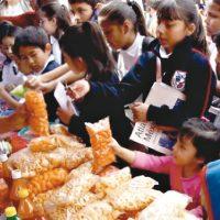 3 de cada 10 niños padece obesidad en México